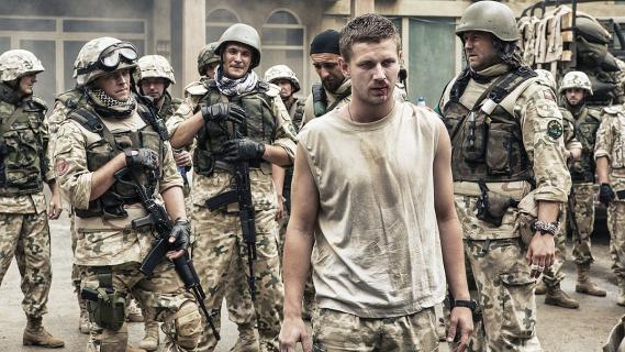 Karbala: Dobre polskie kino wojenne –  recenzja DVD