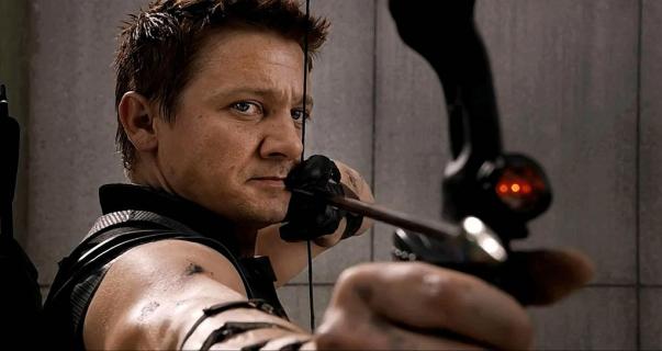 Jeremy Renner otwarty na serial Hawkeye dla Netflixa