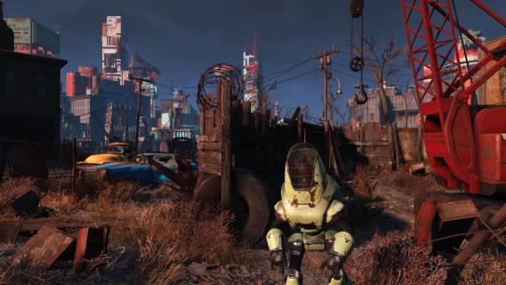 """Wytrzymałość bohatera gry """"Fallout 4"""" – wideo"""