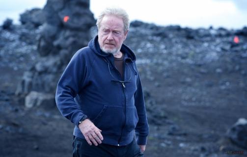 CURS_R - Ridley Scott producentem nowego serialu Quibi
