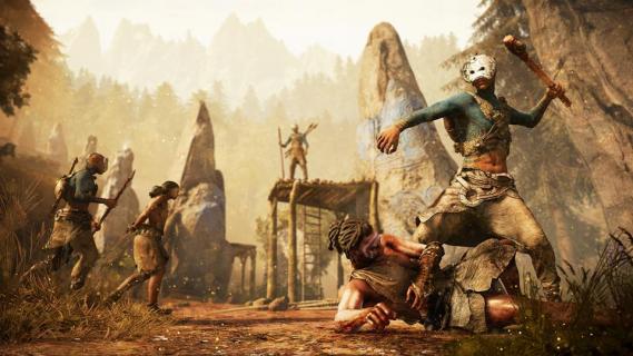 """""""Far Cry: Primal"""" oficjalnie zapowiedziany – wideo"""