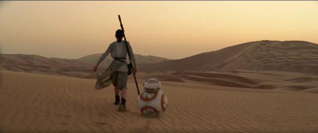 Gwiezdne wojny: Przebudzenie Mocy – recenzja Blu-ray