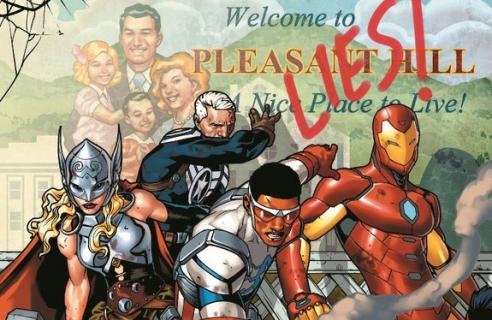 Marvel szykuje kolejne wielkie wydarzenie w Uniwersum
