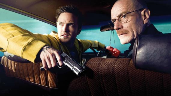 Breaking Bad - Cranston i Paul publikują dziwne zdjęcia. Czy to zapowiedź filmu?