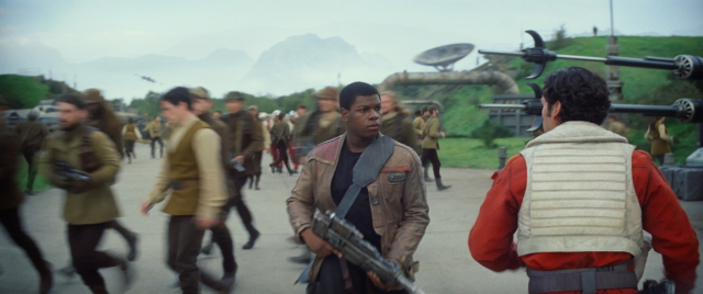 Świetne zdjęcia z planu filmu Gwiezdne Wojny: Przebudzenie Mocy