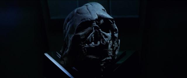Skąd się wziął hełm Vadera w Przebudzeniu Mocy?