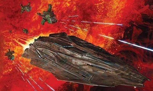 """Currie: nowa space opera """"Król złodziei"""" wkrótce"""
