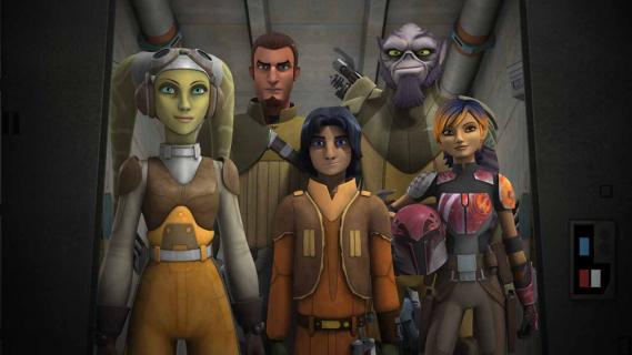 "2. sezon serialu ""Star Wars Rebelianci"" – widowiskowy pełny zwiastun"