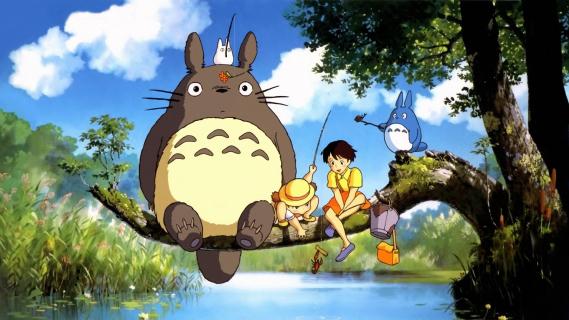 TOP 10: Najlepsze filmy anime studia Ghibli