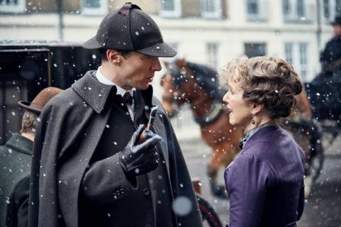 Sherlock – odcinek specjalny w TVP2