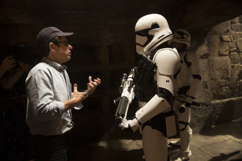 J.J. Abrams o filmie Gwiezdne Wojny: Przebudzenie Mocy