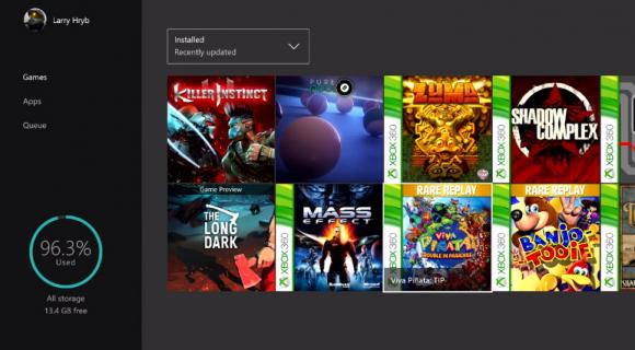 Xbox One – lista gier ze wsteczną kompatybilnością