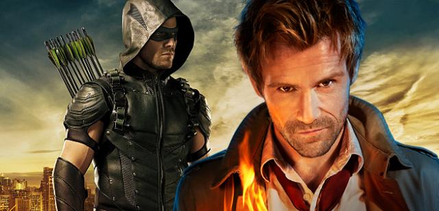 Arrow: Czy John Constantine pojawi się jeszcze raz w serialu?