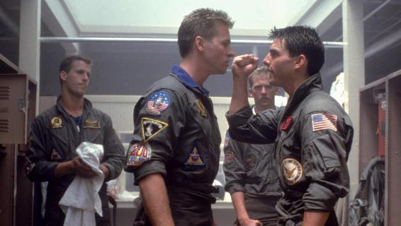 Top Gun: Maverick - Val Kilmer wybłagał swój powrót w filmie