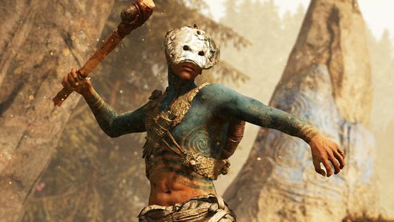 Nowe fragmenty z gry Far Cry Primal
