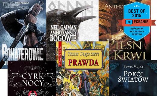Najlepsze współczesne powieści fantasy