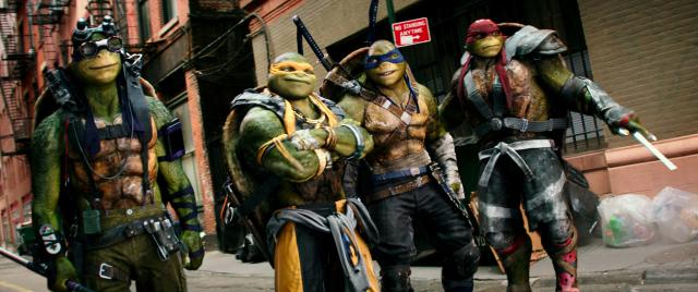 Pełny zwiastun filmu Wojownicze żółwie ninja: Wyjście z cienia