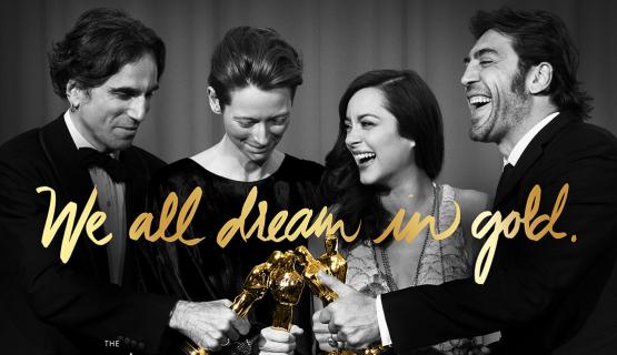"""Saturday Night Live ze skeczem w temacie """"białych Oscarów"""""""