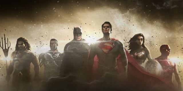 Informacja o czarnym charakterze w Justice League: Part One