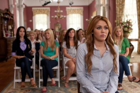 Miley Cyrus dołącza do obsady serialu Woody'ego Allena