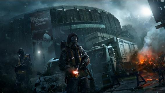 Dodatki do The Division najpierw na Xbox One