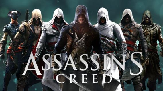 Seria Assassin's Creed tworzona od nowa. Premiera w 2017 roku