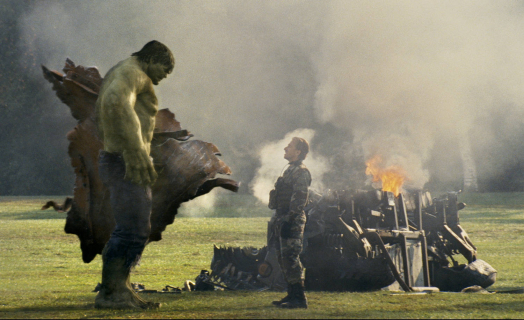 Warto obejrzeć na Showmax: Incredible Hulk