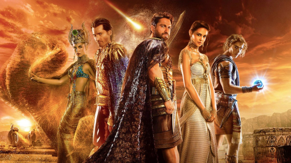 Bogowie Egiptu – recenzja