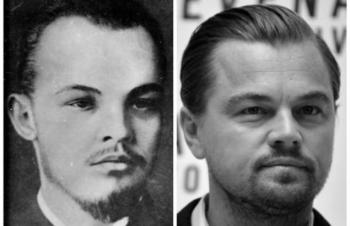 DiCaprio jako Lenin? Komuniści rozpoczną protest
