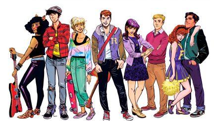 Komiksy z serii Riverdale ukażą się w serwisie Spotify