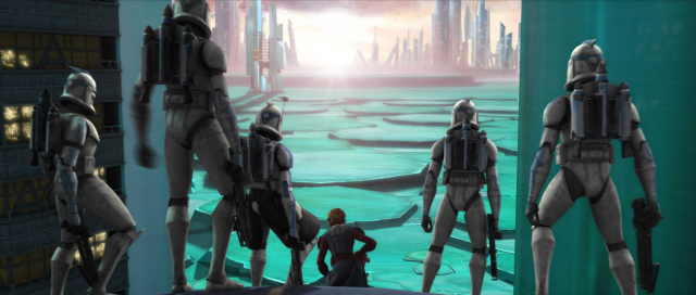 Czy warto obejrzeć serial Gwiezdne wojny: Wojny klonów?