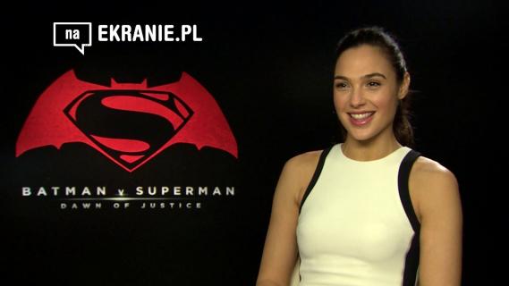 Obejrzyj nasze wywiady z obsadą Batman v Superman