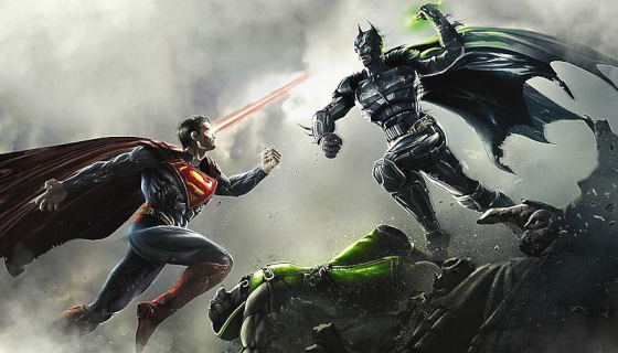 Batman i Superman w grach wideo