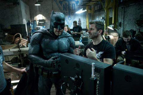 Scenariusz The Batman Afflecka z problemami. Co na to Warner Bros?