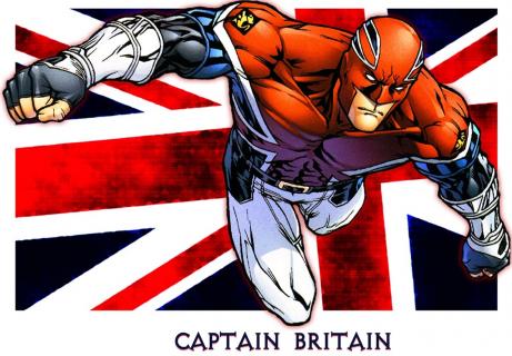 Captain Britain – będzie kolejny serial Marvela?