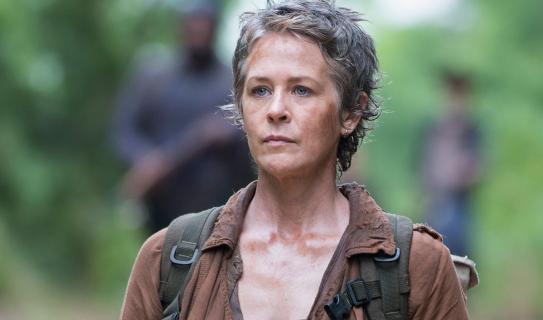 Melissa McBride o brutalnym odcinku The Walking Dead