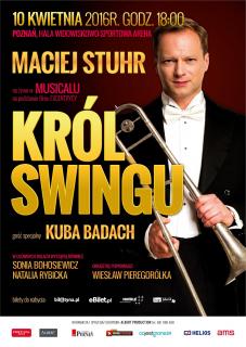 Król swingu – musical na podstawie filmu Excentrycy czyli po słonecznej stronie ulicy