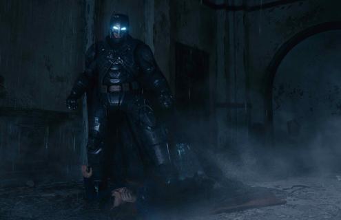 Więcej Batmana w Legionie samobójców?