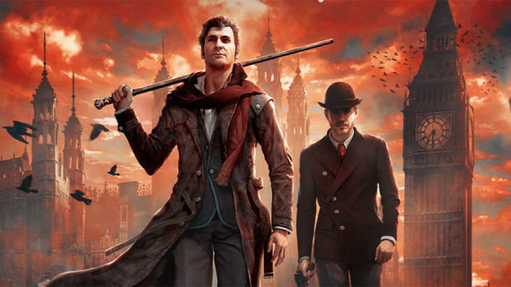 Zobacz fragmenty gry Sherlock Holmes: The Devil's Daughter