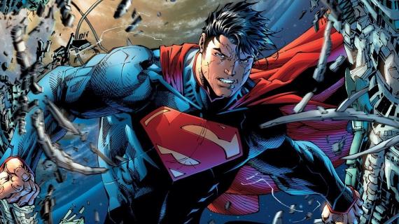 Justice League Mortal – tak miał wyglądać D. J. Cotrona jako Superman
