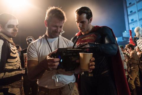 Plotka: Zack Snyder ze znacznie mniejszą rolą w Kinowym Uniwersum DC