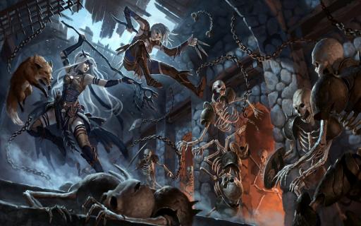 Dungeons & Dragons - były dyrektor Marvel Studios pomoże przy filmowej adaptacji kultowej gry