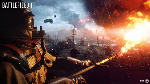 Battlefield 1 w akcji. Zobacz 45 minut z gry