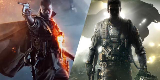 Call of Duty vs Battlefield – wycieczka w przyszłość czy w przeszłość?