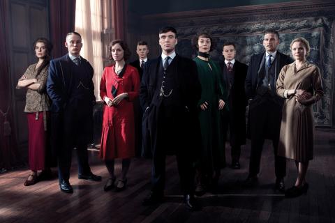 3. sezon Peaky Blinders niebawem zadebiutuje w Polsce