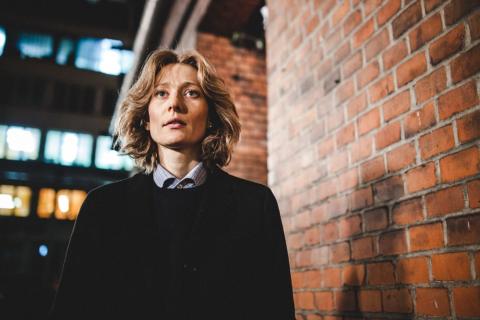 Magdalena Popławska w 2. sezonie serialu Pakt. Zobacz materiał z planu