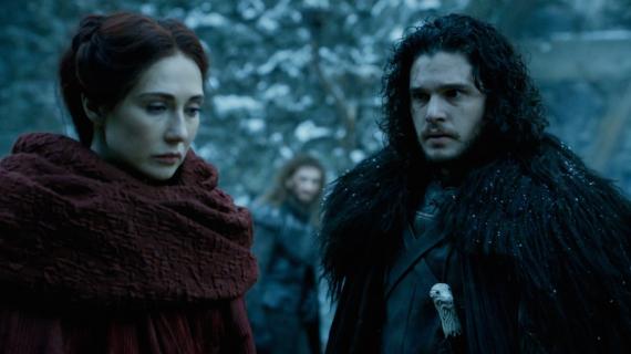 House of Dragons - czy Melisandre powróci w prequelu Gry o tron? Aktorka odpowiada