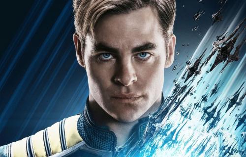 Nowe plakaty filmu Star Trek: W nieznane