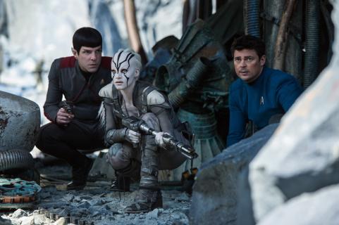 Star Trek: W nieznane – recenzja