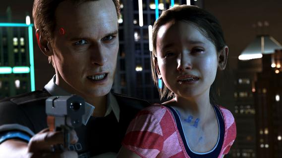 Detroit: Become Human – zobacz nowy zwiastun gry